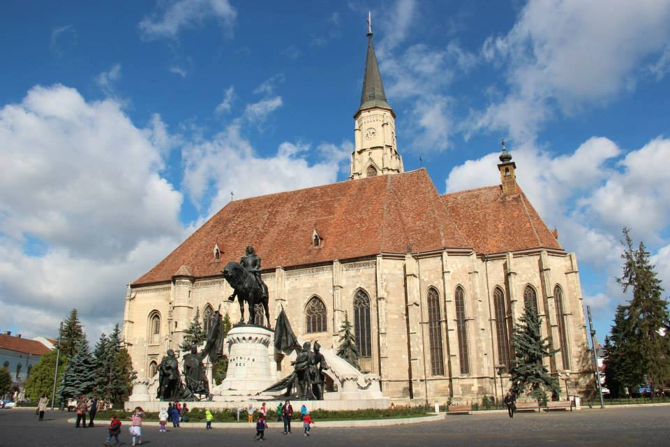 Church in Cluj-Napoca