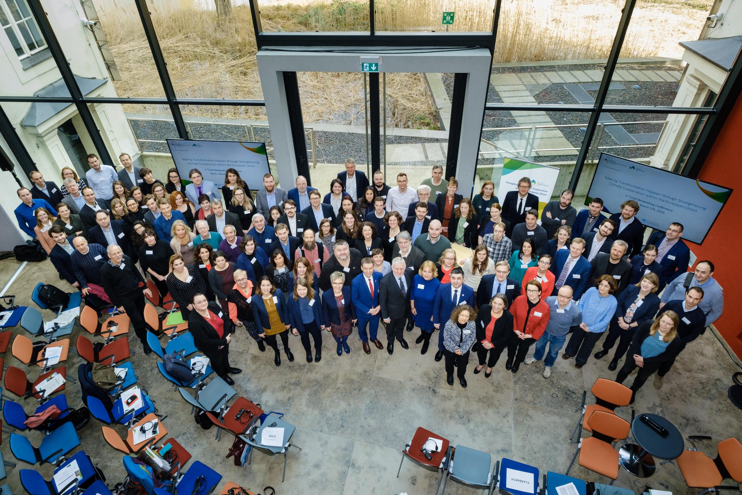Gruppenfoto der Konferenz