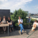 Exchange on green roofs in Hamburg in June 2019