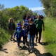 Excursion of the children's club Le Piccole Guide on the toad nature trail Bufa Bufa