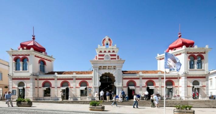 Mercado Municipal in Loulé, Portugal