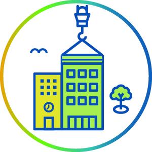 Icon Buildings Municipalities