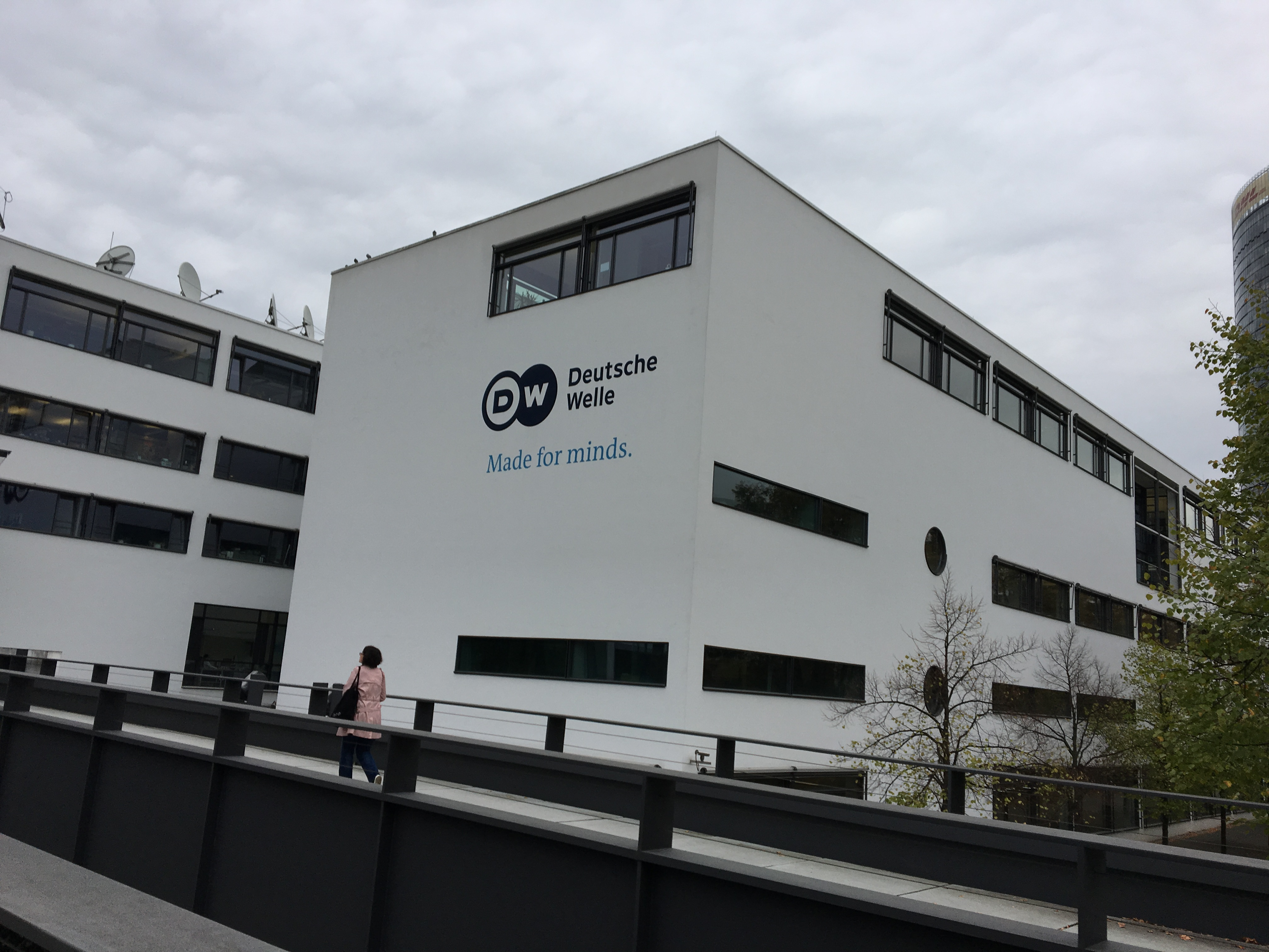 Büro der Deutschen Welle in Bonn