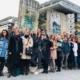 Gruppenfoto nach der Auftaktkonferenz in Berlin