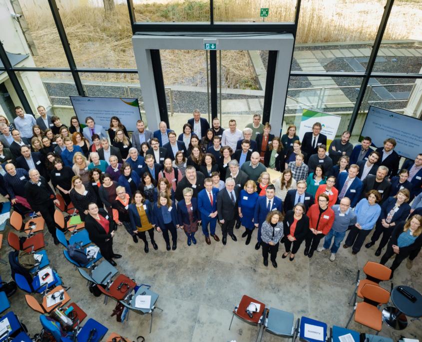 Jahreskonferenz Gruppenfoto