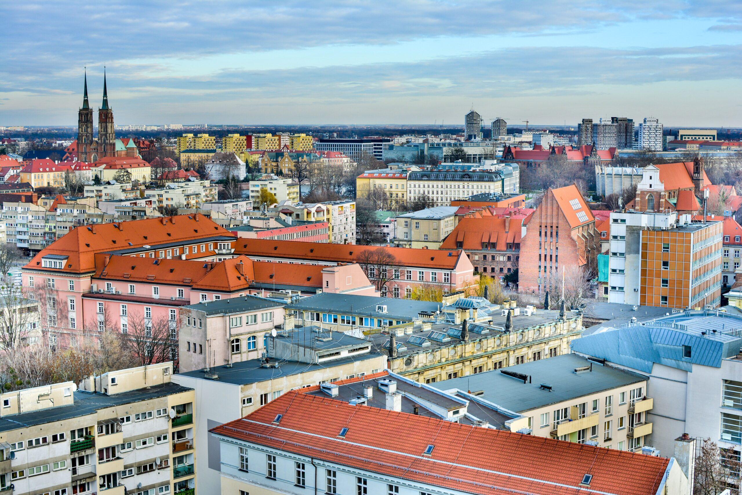 Wrocław, Polen