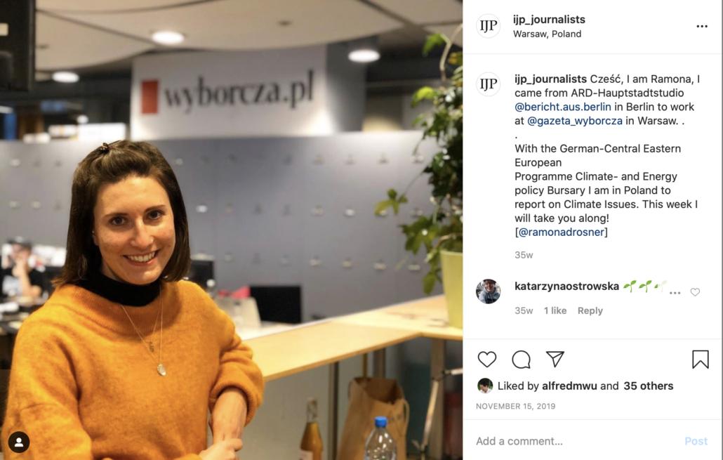 IJP exchange to Poland