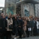The journalist fellowship gathering in Berlin.