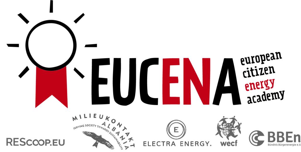 EUCENA Logo and Partners
