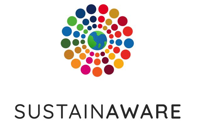 Logo des EUKI Projekts SustainAware