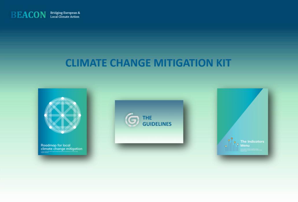 Climate Change Mitigation Kit Cover
