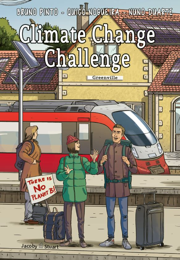 Climate Change Challenge Cover