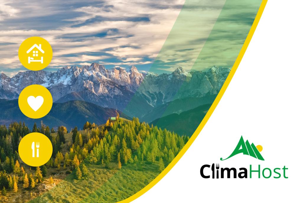 Logo of EUKI project Clima Host