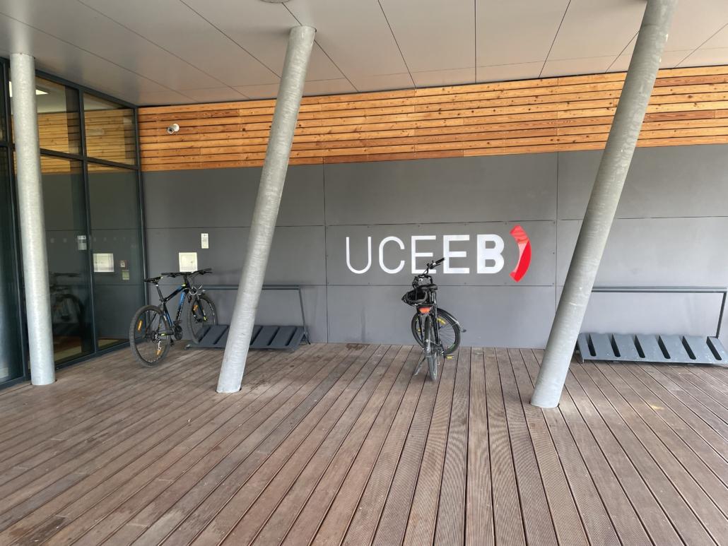 Entrance UCEEB