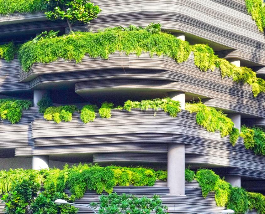 Smart green city
