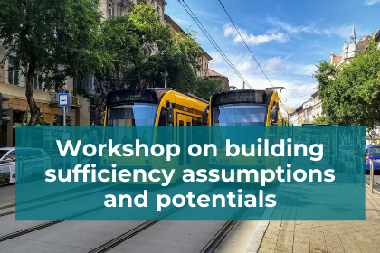 introducing CACTUS workshop on building sufficiency assumptions and potentials